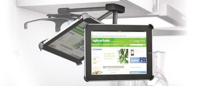 ipad kitchen cabinet mount griffin release kitchen cabinet mount for tech on 17941