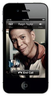 skype iphone portrait video