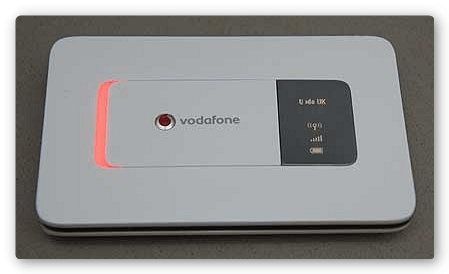 Review: Vodafone Mobile WiFi HotSpot - Tech on the Go