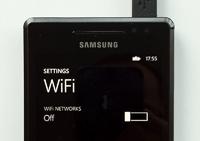 samsung omnia 7 wifi off