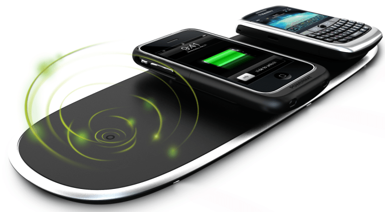 ... Charging System - Charge your phone without leads! - Tech on the Go