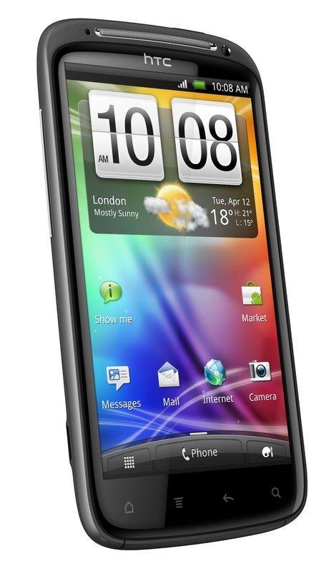 HTC Sensation now available on Vodafone