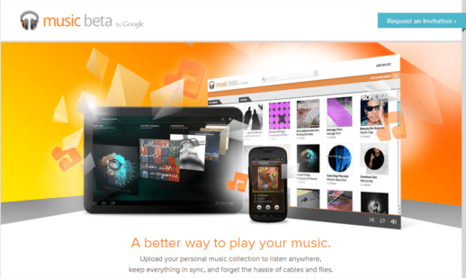 google music beta launched