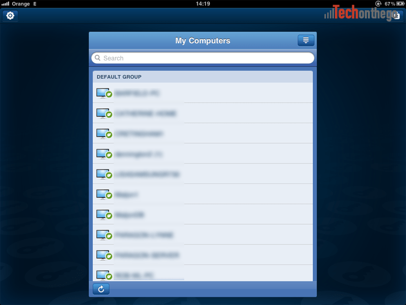 Review: LogMeIn iPad/iPhone App Remote Desktop - Tech on the Go