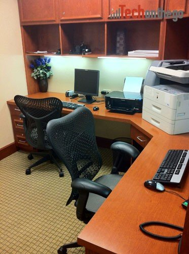 hilton garden inn columbus ohio business centre internal
