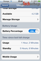 iphone 5.0.1 os upgrade battery life issues remain