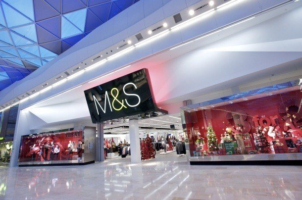 marks and spencer westfield store london