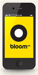 bloom mobile music service