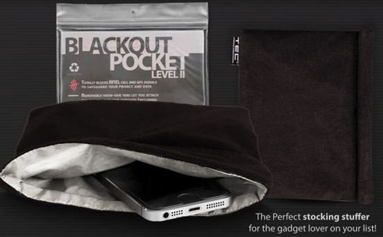 blackout pocket