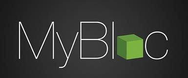 my bloc app logo