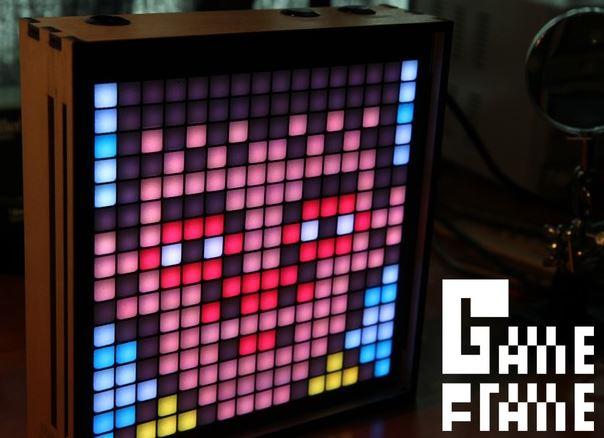 game frame kickstarter