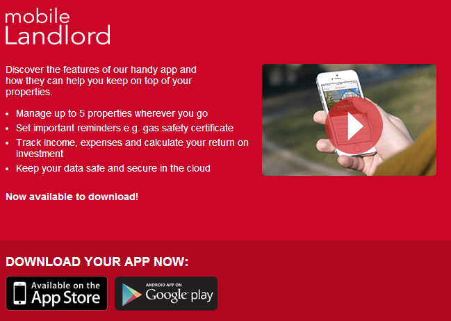 mobile landlord app by directline featured