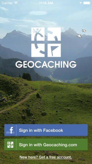 5 apps for the best outdoor activities - geocaching featured