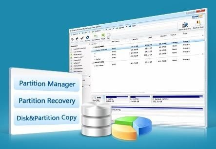 EaseUs The Best Free Partition Manager Software - Featured