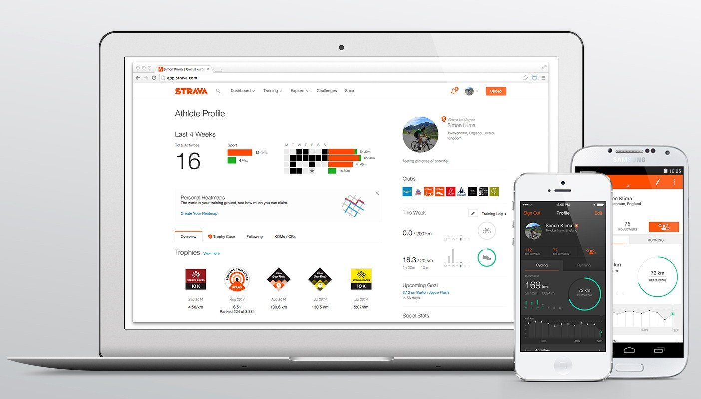 Strava Raises $18.5 Million to Strengthen Leadership in Digital Sports