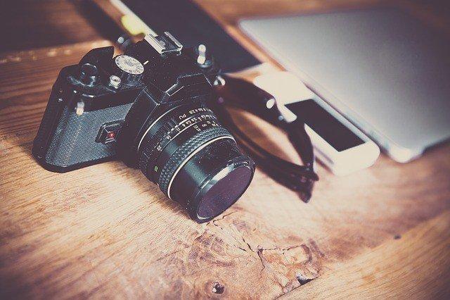 smartphone camera dslr