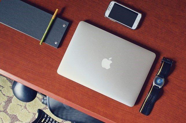 Mac Watch Phone Desktop Office