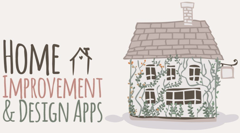 Home Improvement Apps – Infographic - Featured Image