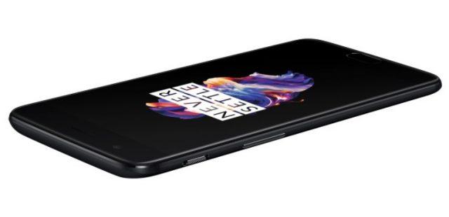 OnePlus 5 - Black