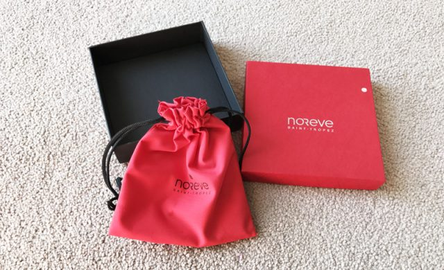 Noreve Apple Watch Leather Strap Review - Product Packaging