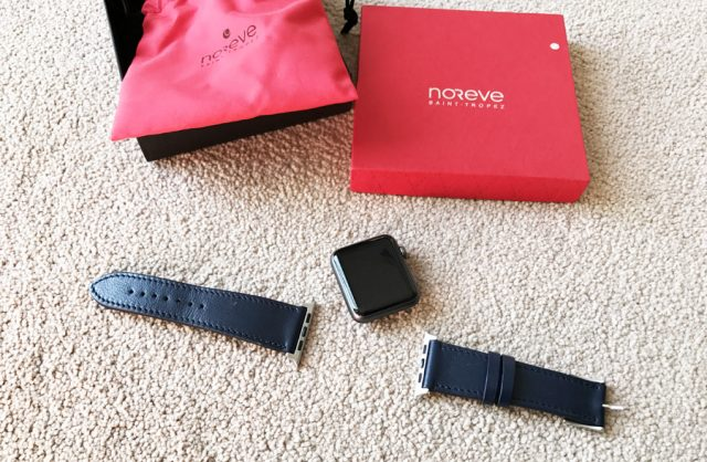 Noreve Apple Watch Leather Strap Review