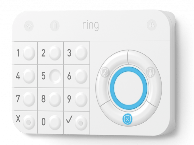 Ring alarm - home security hub