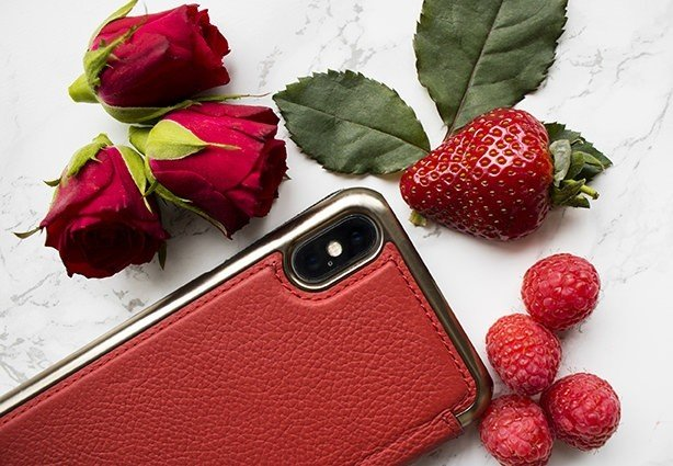 Greenwich Releases New iPhoneX Cases - Maia Collection