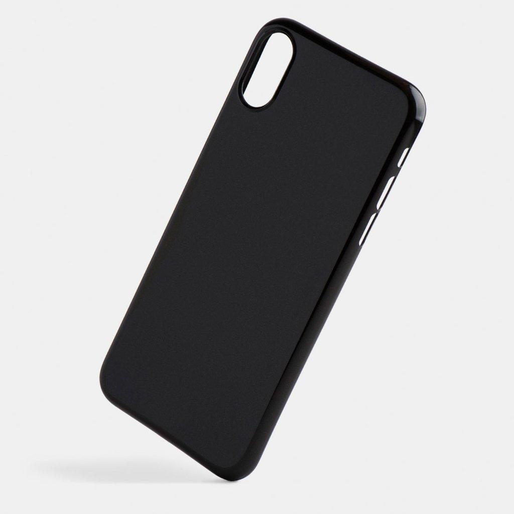 totallee jet black iPhoneX case