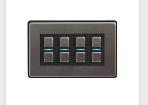 lightwave smart iot dimmer switch