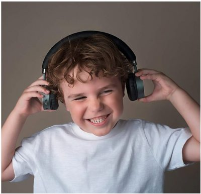 Puro Sound Labs BT2200 On-Ear Headphones Lightweight Portable Kids Earphones