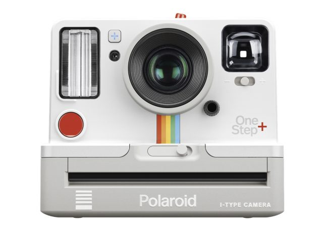 Polaroid Originals reverses colourway for OneStep+ White camera revealed