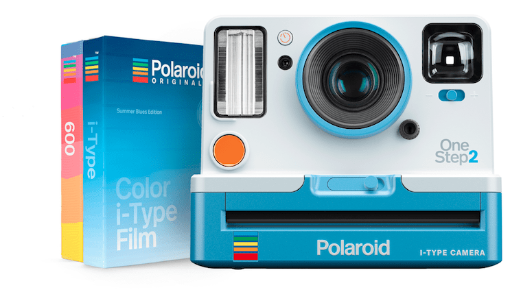 Polaroid Originals new 2019 special edition cameras