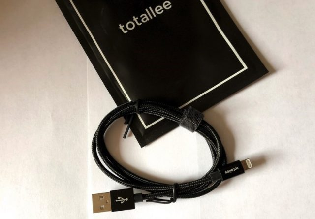 Totallee iPhone Charger Cable for iphone and ipad