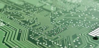 circuit board image