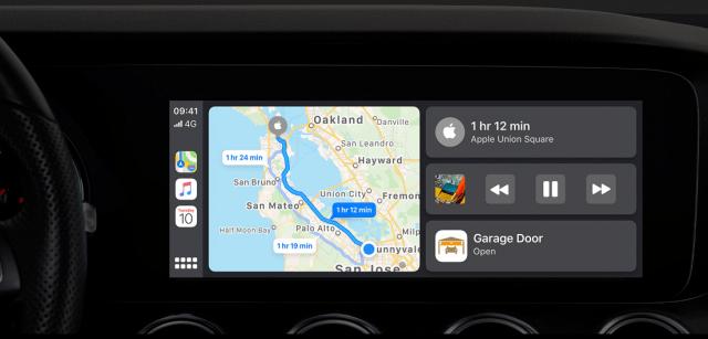 ios13 all new features - apple carplay