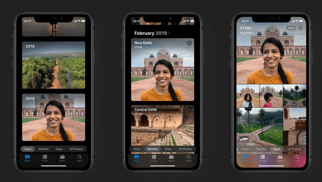 ios13 all new features - photo and video editing