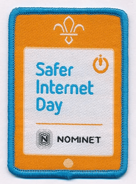 Scouts and Nominet Launch Internet Safety Badge