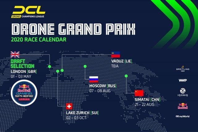 dcl the game 2020 calendar